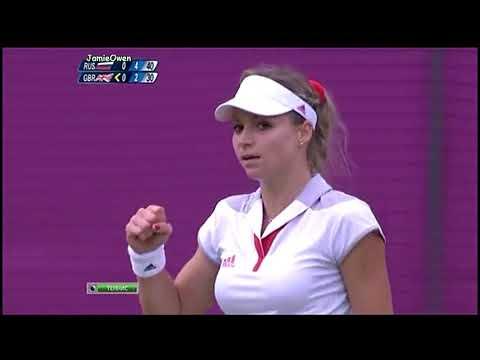 Maria Kirilenko vs Heather Watson 2012 London Highlights