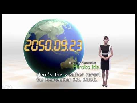 WMO Weather Report 2050 - Japan