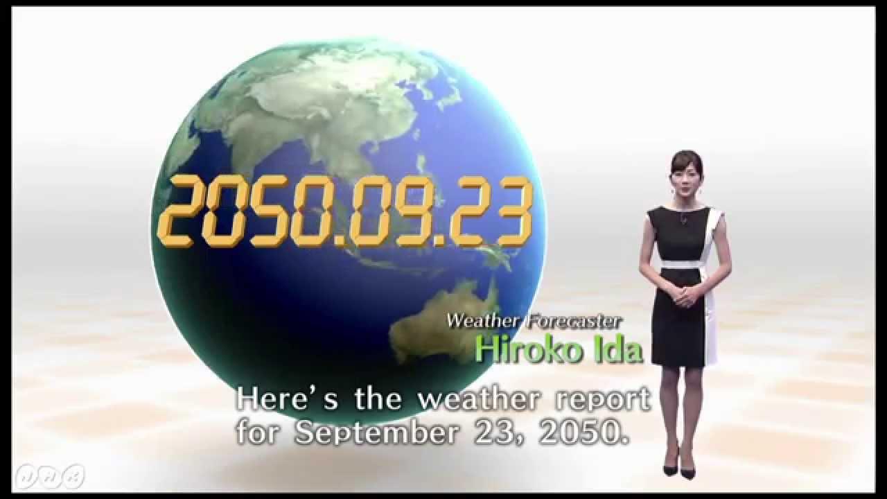 Wmo Weather Report 2050 - Japan - Youtube-3282