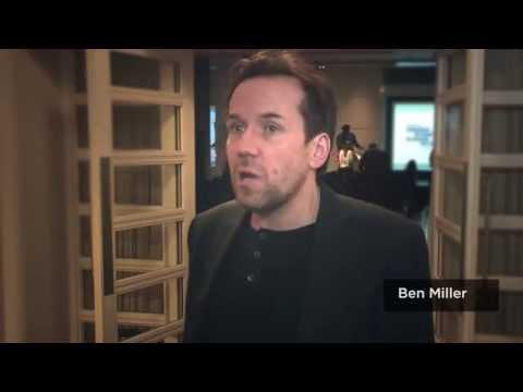 Ben Miller Interview | Ed Talks | UKTV