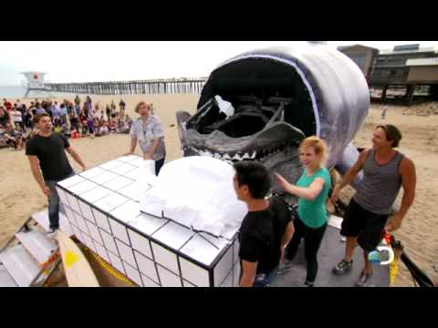 Discovery's Sharkzilla — Parade Magazine Exclusive Sneak Peek