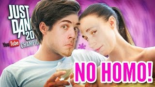 NO HOMO! JUST DANCE YTB | BAČA