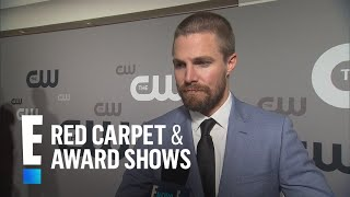 Stephen Amell Says