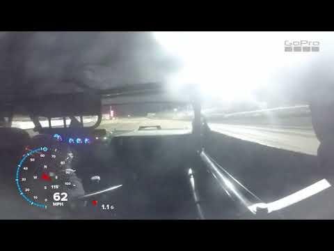 9-14-18 Marshalltown Speedway Stock Car Heat In-Car
