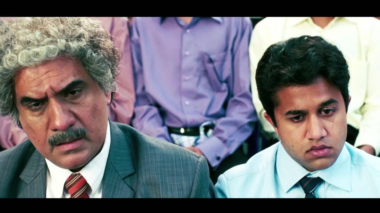 हम दुखी थे लेकिन हमसे ज्यादा दुखी दो और लोग थे - 3 Idiots Comedy Scene - Aamir Khan