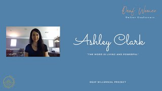 Ashley Clark: The Word is Living and Powerful