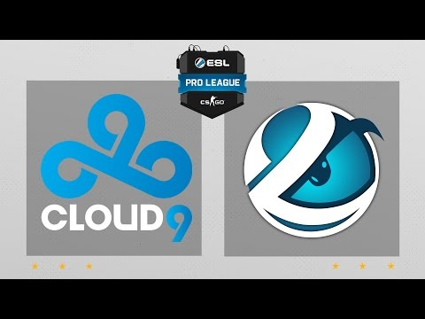 CS:GO - Cloud9 vs. Luminosity [Train] Map 1 - ESL Pro League Season 5 - NA Matchday 26