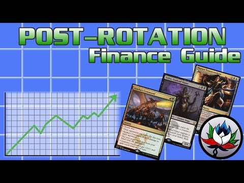 MTG – Post Rotation Finance Guide: The Best Magic: The Gathering Cards to Buy Right Now!