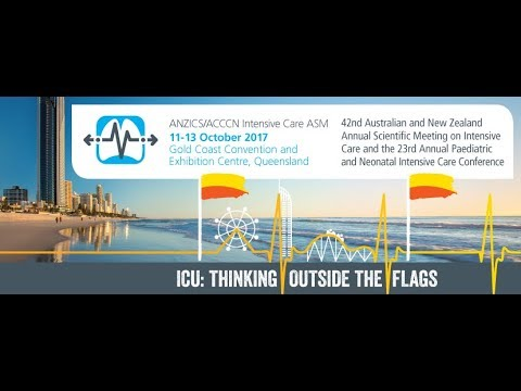 John Gerrard - Deadly Communicable Disease and the Intensive Care Unit 2017 ASM