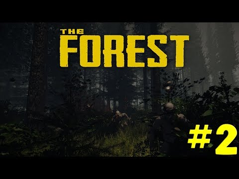 TÁMADNAK A MAUGLIK!! [THE FOREST #2]