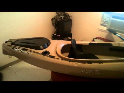 Full Review Of The Old Town Vapor Kayak 10xt Angler