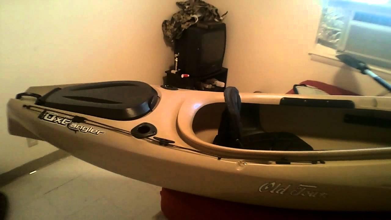 Old Town Kayaks For Sale >> 01 6460 0190 Parent Old Town Canoes Kayaks Vapor 12 Angler Recreational Fishing Kayak