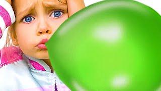 Maya and Mary   Kinderlied - Mein Luftballon Er fliegt davon