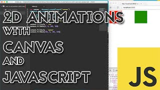 2D Animations with Canvas and JavaScript