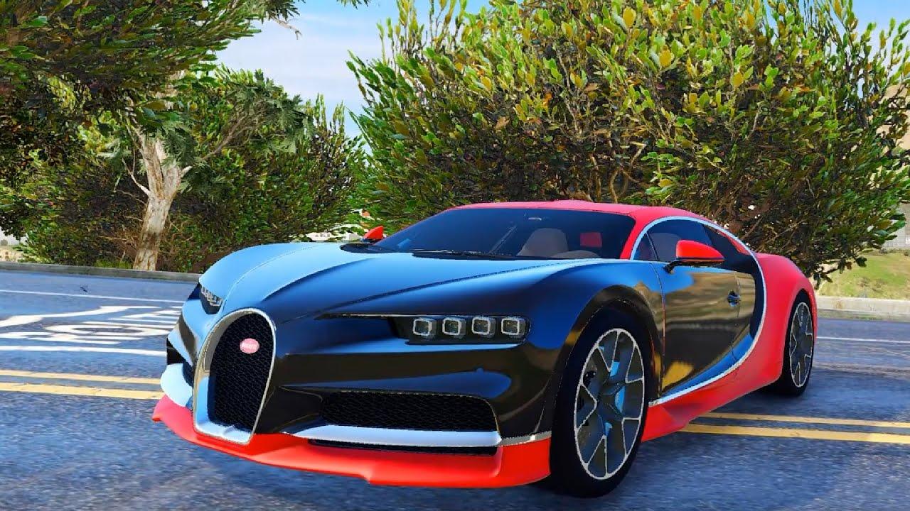 Watchon Bugatti Chiron