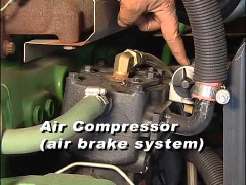 Undercarriage Component Parts for School Bus Drivers - YouTube