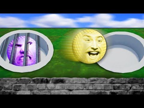MOST ANNOYING GOLF COURSE!   Golf It [Ep 4]