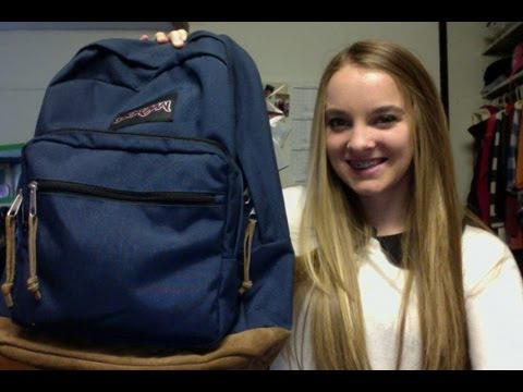 Jansport Right Pack Review Navy