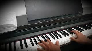 (Sheet) LÁ THƯ GỬI THẦY - ĐÔNG NHI || PIANO COVER || CHANH DÂY PIANO - NHP