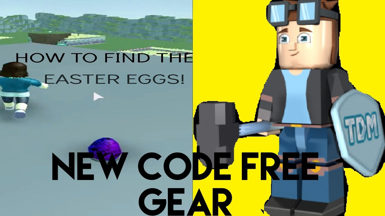 Codes for roblox gears over 100 gear codes for roblox -  New Code Easter Egg Hunting Tycoon Code Free Gear Youtube
