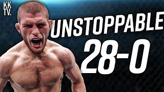 5 Times Khabib Nurmagomedov Went Into SAVAGE MODE!