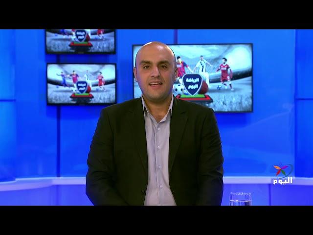 مناقشة مباريات ربع نهائي كأس الأمم الإفريقية والجولة الثانية لدوري إقليم الجزيرة بكرة القدم