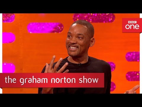 Will Smith and rebooting the Fresh Prince of Bel Air - The Graham Norton Show: 2017 - BBC One