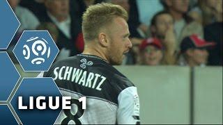 But Ronnie SCHWARTZ (57') / LOSC Lille - EA Guingamp (1-2) -  (LOSC - EAG) / 2014-15