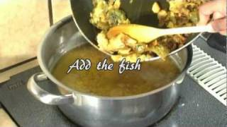 Mung Daal Moori Ghonto | Mung Bean Dal with Fish Head | Bengali Home Cooking