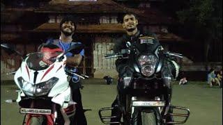 Arun smokie with Mallu Traveler