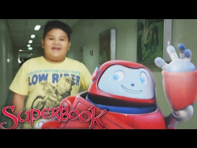 Goin Bulilit Kids on Superbook Season 2