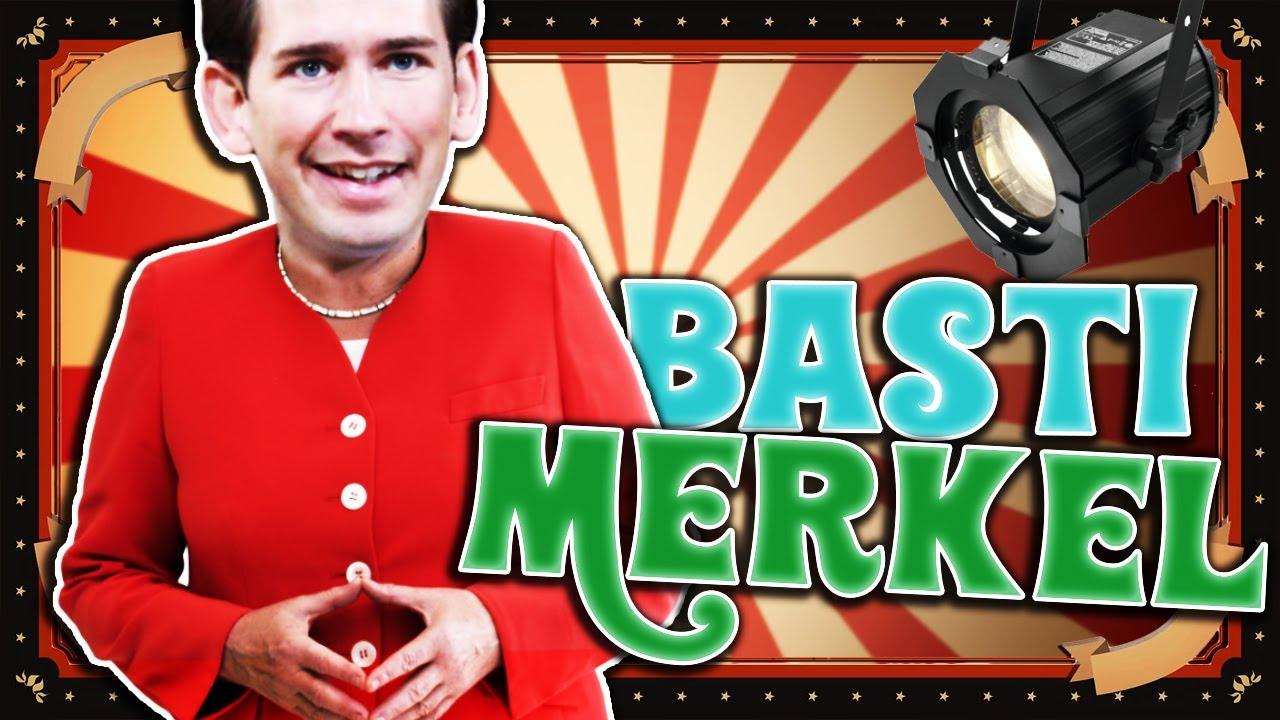 Achtung: Sebastian Kurz wird die österreichische Merkel