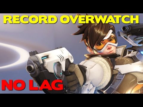 How to Record Overwatch VODS With OBS and NO LAG (1080p 60