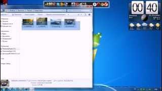 как сделать тему для windows 7 самому