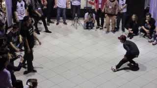 L'eto vs Jan Voinov. Impress Me Battle 2014. Almaty [15.01.14]