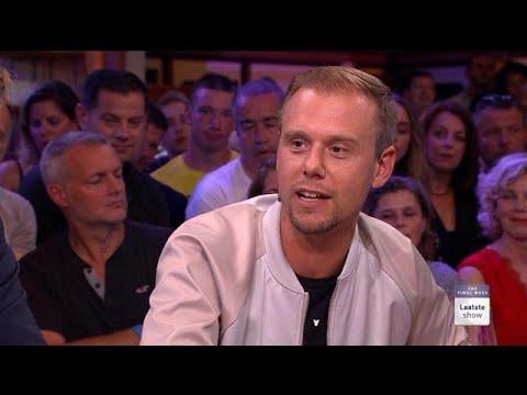 Armin van Buuren over Avicii - RTL LATE NIGHT