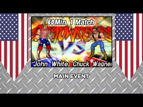 National Wrestling League - Episode 1