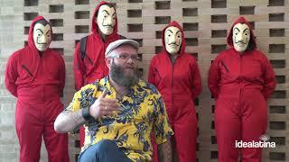 """Entrevista con Darko Peric de """"la Casa de Papel"""""""