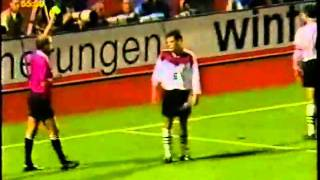 EM 96 Qualifier Germany v Georgia 6th SEP 1995