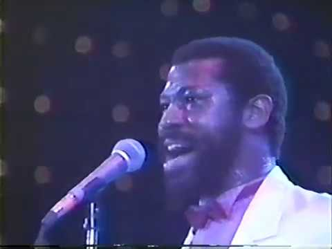 TEDDY PENDERGASS IN CONCERT LIVE