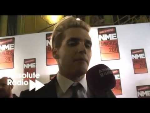 Mikey Way My Chemical Romance talks about his UK fans