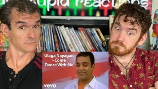 Dhasaavathaaram - Ulaga Nayagan Video REACTION!!   Kamal Hassan