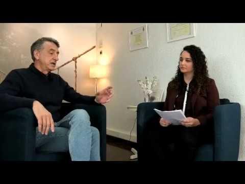 2 de 2 Entrevista al psicólogo Mariano Navarro, especialista en duelo e intervención en catástrofes.