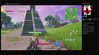 Streaming Fortnite . Lets Drop Some Bots. If you wanna join tune in. Your Boy OG_Killls