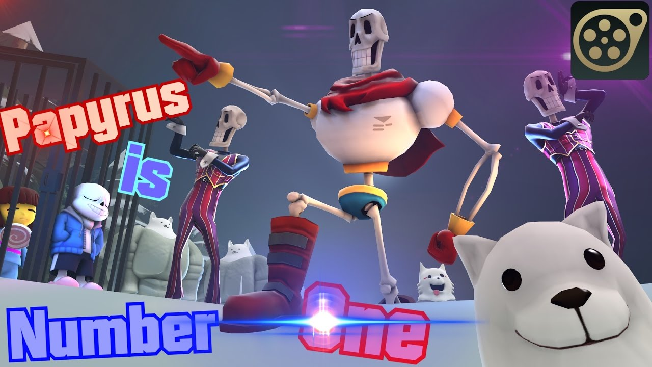 Download [SFM Undertale] Papyrus IS NUMBER ONE