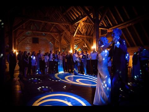 Wedding First Dance - Hampshire Wedding DJ Martin Lake