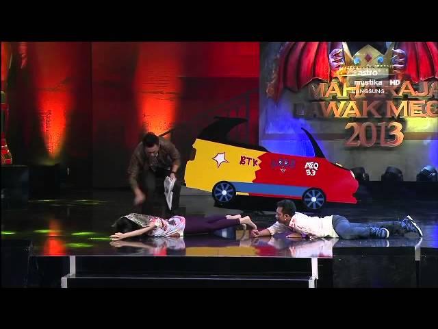 Maharaja Lawak Mega 2013 - Minggu 3 - Persembahan Shiro