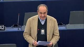 Intervento in aula di Paolo De Castro sulle modifiche a diversi regolamenti relativi al settore dell'agricoltura e dello sviluppo rurale