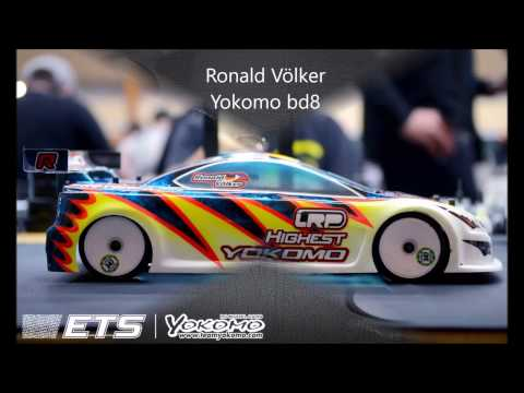 Ronald Völker Yokomo bd8