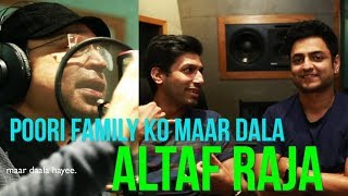 Making of poori family ko Feat. ALTAF RAJA | SKETCHY BEHAVIOUR | KANAN GILL x KENNY SEBASTIAN